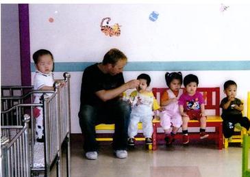 Thomas and babies