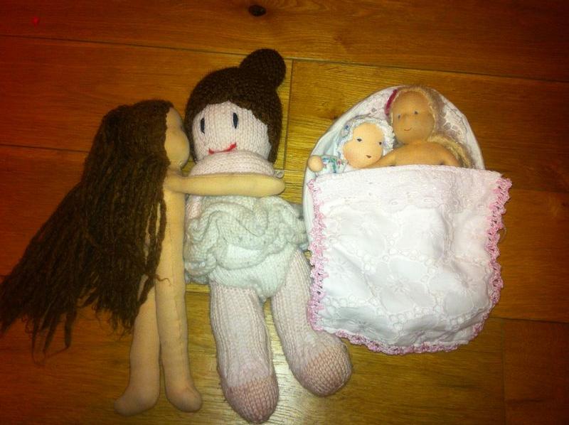 Nice dolly children