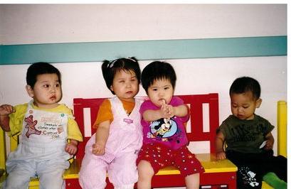 Shanghai babies